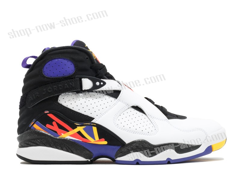 Air Jordan 8 Retro '3peat' Quick Delivery  - Air Jordan 8 Retro '3peat' Quick Delivery-01-0