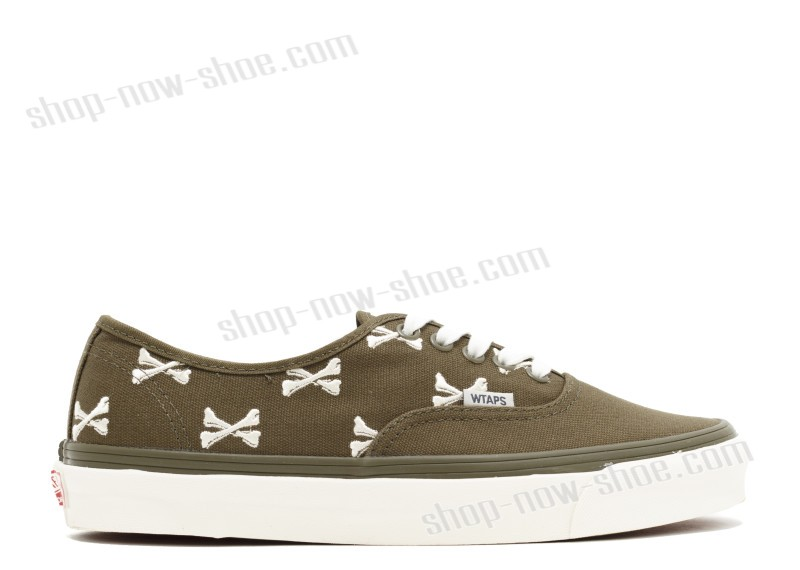 Vans Og Authentic Lx 'Wtaps' With Low Price  - Vans Og Authentic Lx 'Wtaps' With Low Price-01-0