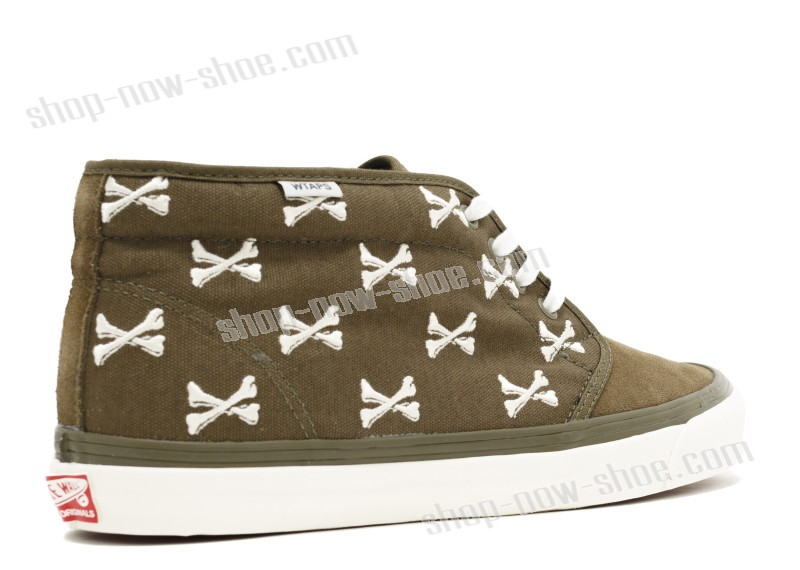 Vans Og Chukka Boot Lx Issue At a Discount  - Vans Og Chukka Boot Lx Issue At a Discount-01-2
