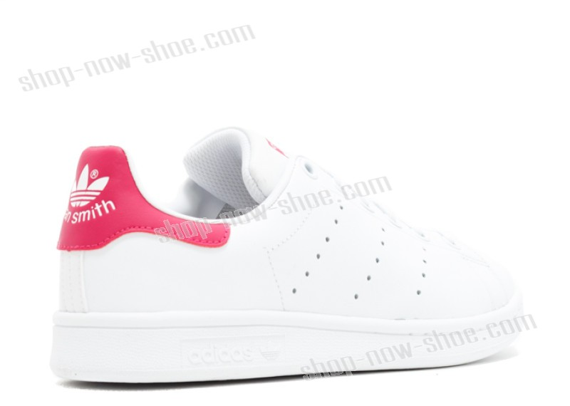 Adidas Stan Smith j (Gs) At a Discount 54%  - Adidas Stan Smith j (Gs) At a Discount 54%-01-2