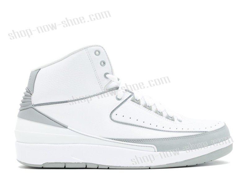 Air Jordan 2 Retro '25th Anniversary' With Nice Price  - Air Jordan 2 Retro '25th Anniversary' With Nice Price-01-0