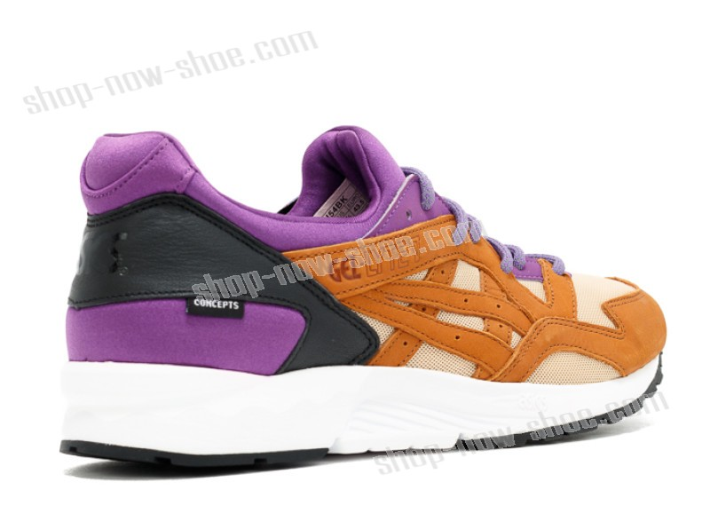 Asics Gel Lyte 5 'Concepts 'Mix Match'' Sell At a Discount 44%  - Asics Gel Lyte 5 'Concepts 'Mix Match'' Sell At a Discount 44%-01-2