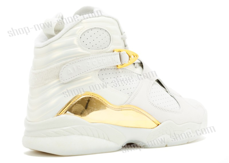 Air Jordan 8 Retro c&c 'Champagne' On Discount  - Air Jordan 8 Retro c&c 'Champagne' On Discount-01-2