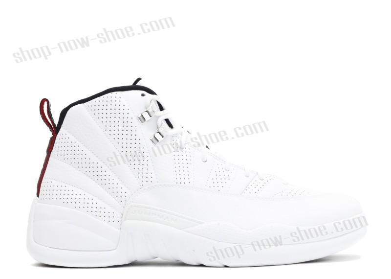 Air Jordan 12 Retro 'Rising Sun' Quick Expedition  - Air Jordan 12 Retro 'Rising Sun' Quick Expedition-01-0