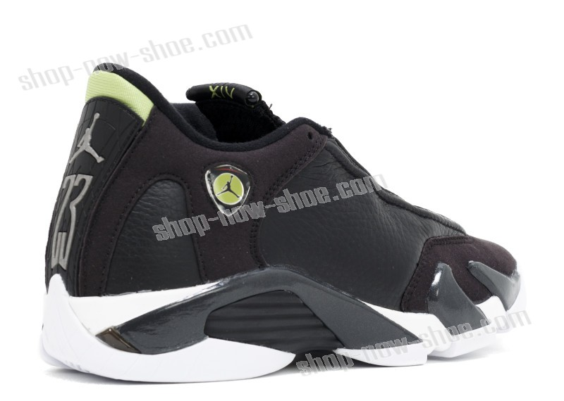 Air Jordan 14 Retro Bg (Gs) 'Indiglo' At Half-Price  - Air Jordan 14 Retro Bg (Gs) 'Indiglo' At Half-Price-01-2