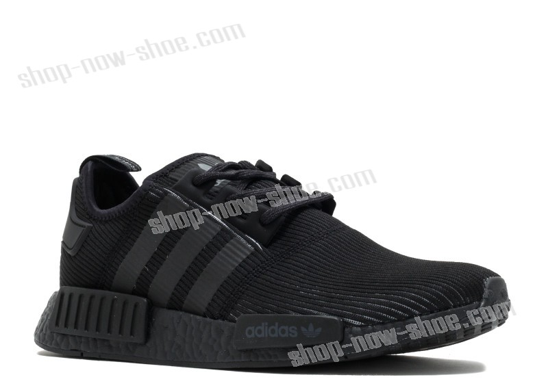 Adidas Nmd r1 '3m Triple Black' With The Best Price  - Adidas Nmd r1 '3m Triple Black' With The Best Price-01-1