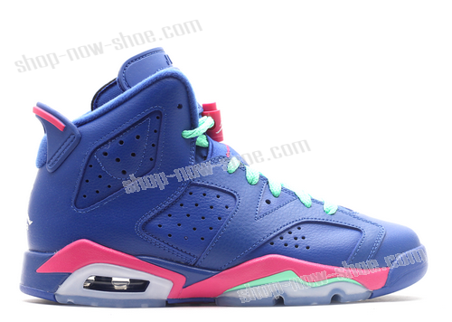 Air Jordan 6 Retro (Gs) 'Game Royal' With High Qulity  - Air Jordan 6 Retro (Gs) 'Game Royal' With High Qulity-01-0