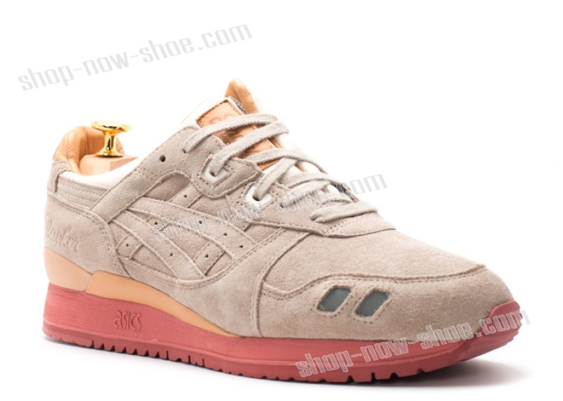 Asics Gel Lyte 3 'Packer Shoe 'Dirty Buck' 25 Anniversary Special Box' At Reduced Price  - Asics Gel Lyte 3 'Packer Shoe 'Dirty Buck' 25 Anniversary Special Box' At Reduced Price-01-1