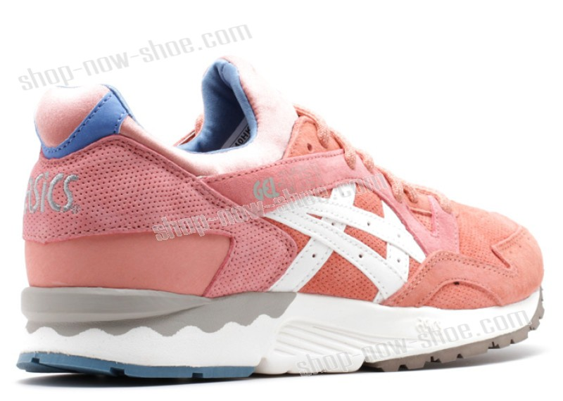 Asics Gel-Lyte 5 'Rose Gold' Issue At a Discount 55%  - Asics Gel-Lyte 5 'Rose Gold' Issue At a Discount 55%-01-2