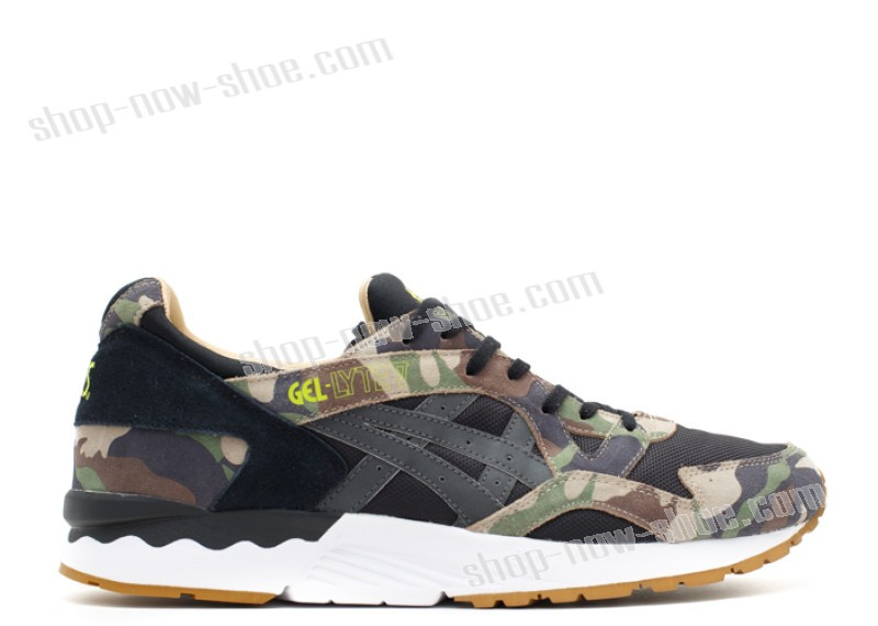 Asics Gel Lyte 5 'Woodland Camo' With Reduced Price  - Asics Gel Lyte 5 'Woodland Camo' With Reduced Price-01-0
