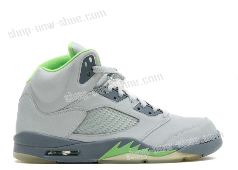 Air Jordan 5 Retro 'Green Bean' With Half-Price  - Air Jordan 5 Retro 'Green Bean' With Half-Price-31