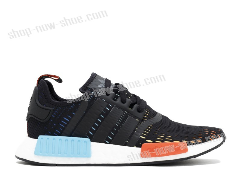 Adidas Nmd r1 'Rainbow' With Half-Price  - Adidas Nmd r1 'Rainbow' With Half-Price-31