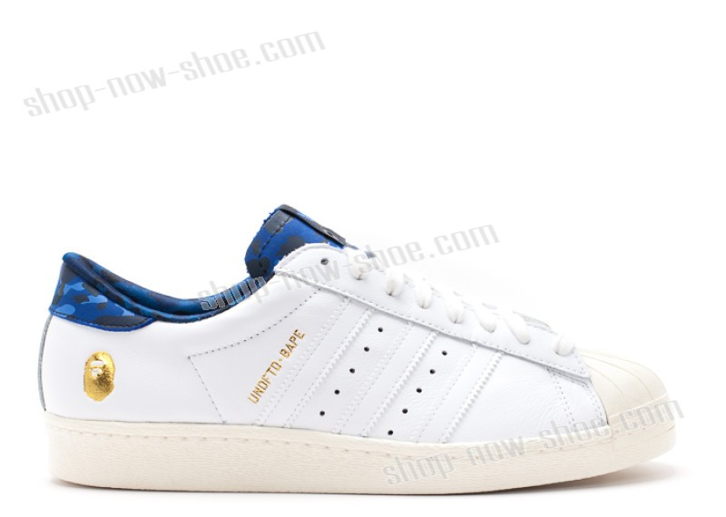 Adidas Superstar 80v - Undftdxbap 'Undftd x Bape' At a Discount 49%  - Adidas Superstar 80v Undftdxbap 'Undftd x Bape' At a Discount 49%-31