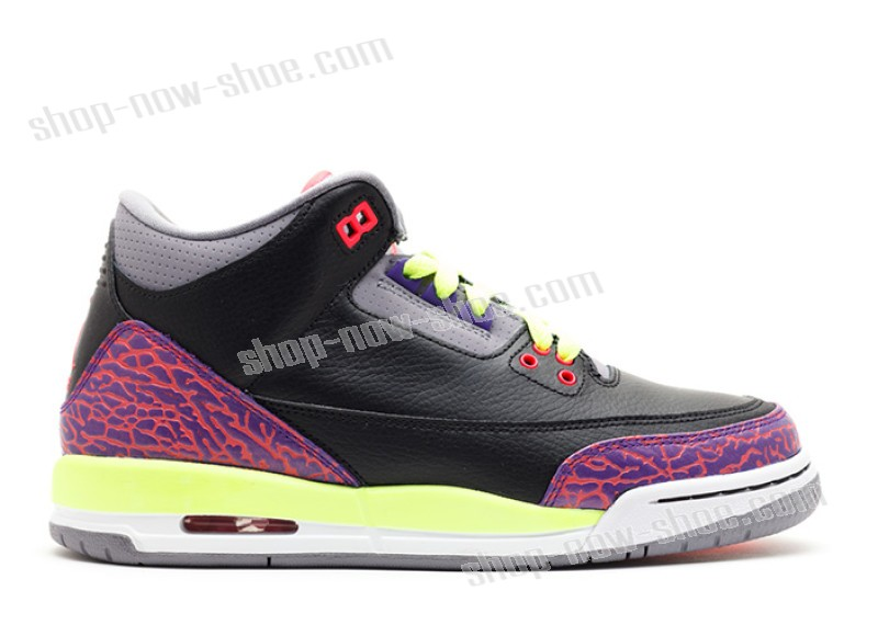 Girls Air Jordan 3 (Gs) With Quick Expedition  - Girls Air Jordan 3 (Gs) With Quick Expedition-31