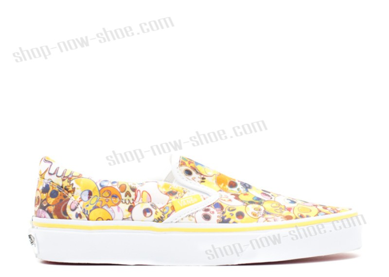 Vans Classic Slip On Lx 'Murakami' Sell At a Discount 40%  - Vans Classic Slip On Lx 'Murakami' Sell At a Discount 40%-31