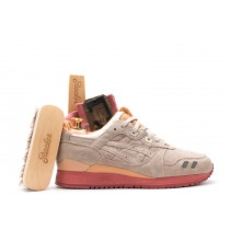 Asics Gel Lyte 3 'Packer Shoe 'Dirty Buck' 25 Anniversary Special Box' At Reduced Price-20