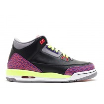 Girls Air Jordan 3 (Gs) With Quick Expedition-20