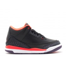 Air Jordan 3 Retro (Ps) Sell At a Discount 60%-20