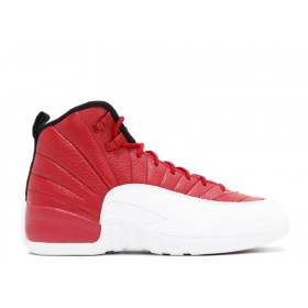 Air Jordan 12 Retro Bg (Gs) 'Gym Red' At Half-Price