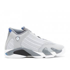 Air Jordan 14 Retro Bg (Gs) 'Sport Blue' At a Discount Of 52%