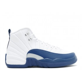 Air Jordan 12 Retro Bg (Gs) 'French Blue' Issue At a Discount