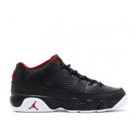 Air Jordan 9 Retro Low Bg (Gs) 'Bred' 44% Off
