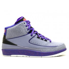 Air Jordan 2 Retro 'Iron Purple' At Low Price