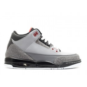 Air Jordan 3 Retro (Gs) 'Stealth' At a Discount Of