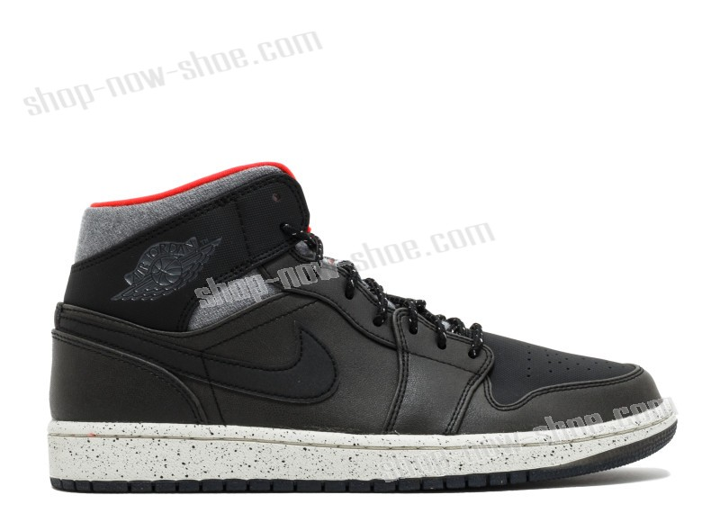 Air Jordan 1 Mid At Discount Prices  - Air Jordan 1 Mid At Discount Prices-01-0